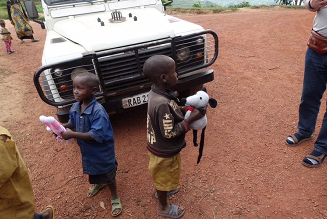 Knuffels Voor Rwanda Vijverhof Zorgpartners Midden Holland